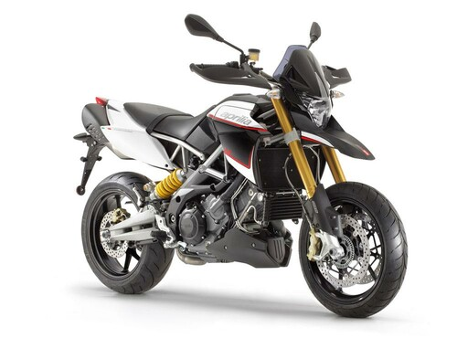 Motorrad Bild: Aprilia Dorsoduro 1200 2013