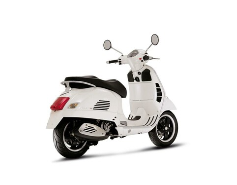 Motorrad Bild: Vespa GTS Super 2013