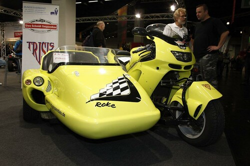 Motorrad Bild: Custombikes & Exoten auf der Intermot 2012