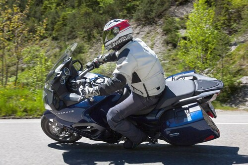 Yamaha FJR1300 Test