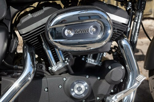Harley Sportster Custom Limited
