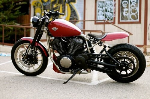 Yamaha Bolt Custom Contest