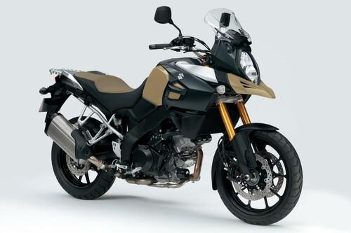 Suzuki V-Strom 1000 - Modellfotos 2014 Foto