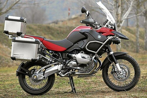 BMW R 1200 GS Adventure Foto