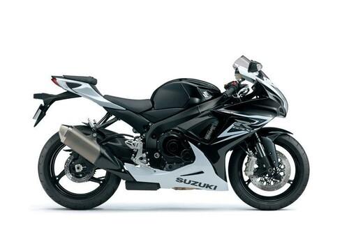 Suzuki GSX-R und GSR 2014 Farben Motorrad Fotos & Motorrad