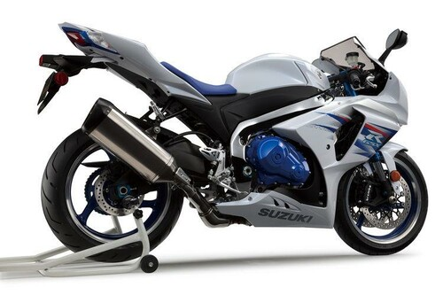 Suzuki GSX-R Premium - Modellnews