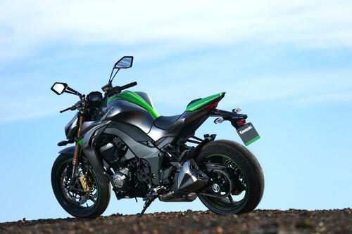 Kawasaki Z1000 2014 coole Optik