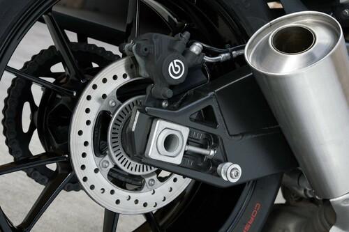 BMW S 1000 R Detailaufnahmen