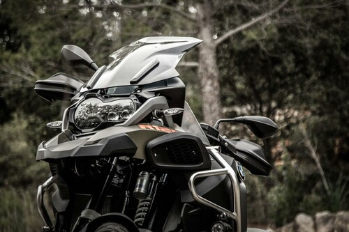 BMW R 1200 GS Adventure Test Foto