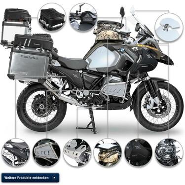 Wunderlich_Tuning für  die BMW R 1200 GS Ad… » Foto