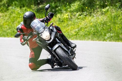 Honda NC750X Test