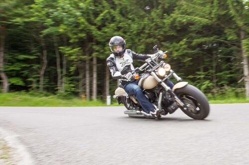 Harley Fat Bob