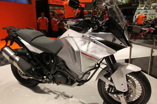 KTM 1290 Super Adventure 2015 Foto