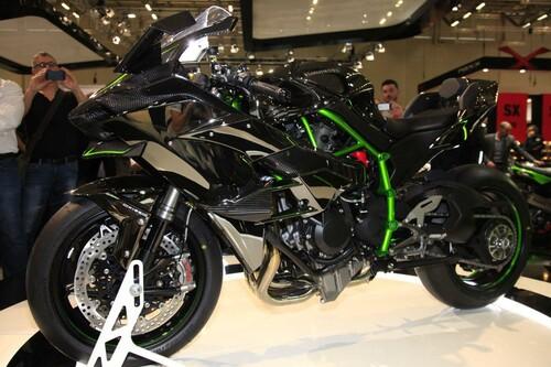 Motorrad Neuheiten 2015 Foto