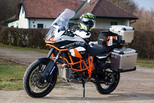 Touratech Zubehör 2015 - KTM 1190 Adventure R Foto