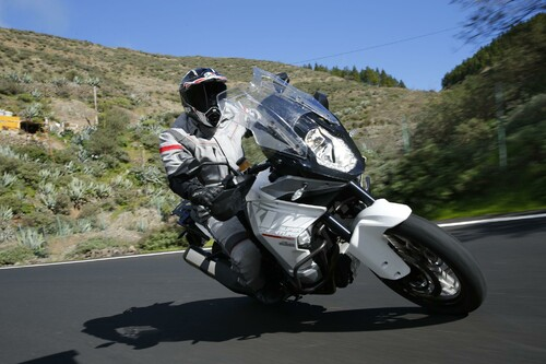 KTM 1290 Super Adventure 2015 Test Foto
