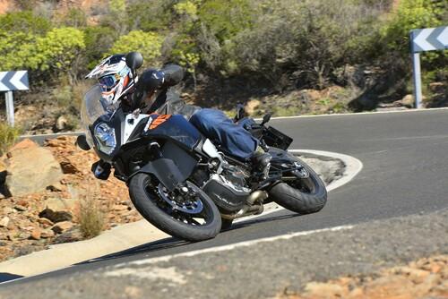 KTM 1050 Adventure Test 2015 Foto