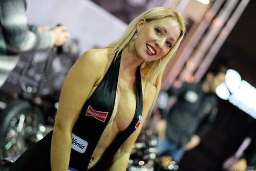Messe Girls | SWISS-MOTO 2015 Foto