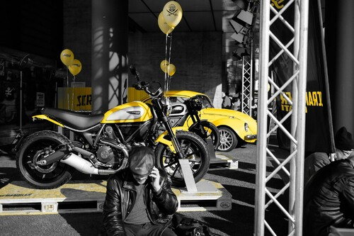 SWISS-MOTO 2015   Impressionen, Girls, Umba… » Foto