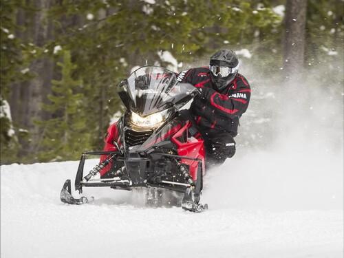 Yamaha Schneemobile 2016 Foto