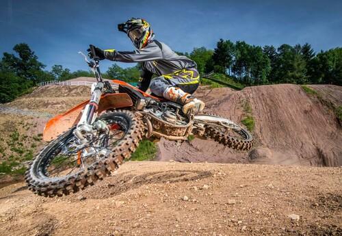KTM SX Motocross 2016 Foto