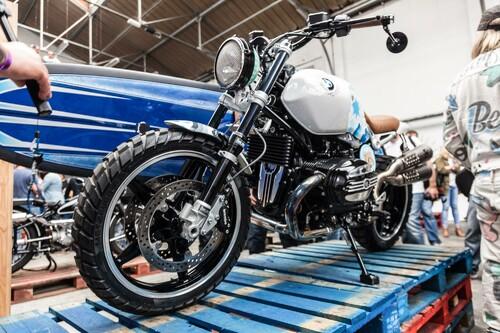 Wheels and Waves 2015 - Custom Bikes Foto