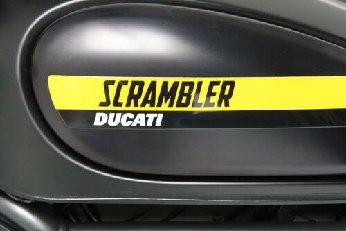 Ducati Scrambler Zubehör von Hepco & Becker Foto