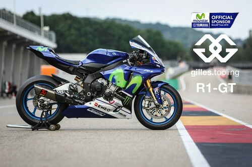 Yamaha R1-GT by Gilles Tooling Foto