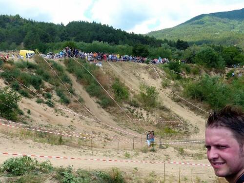 Six Days Crazy Job Bulgarien 2015 Prolog Foto