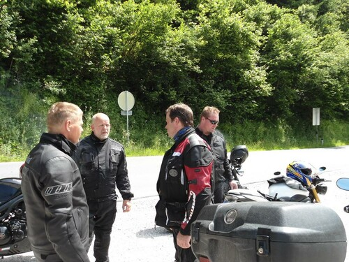 Motorrad Bild: Neukirchen2012