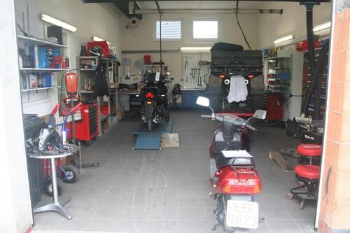 Unsere Werkstatt Foto