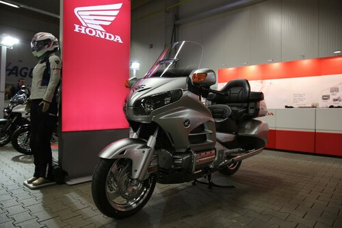 Honda Semmler - Messe Gießen 2. Tag Foto