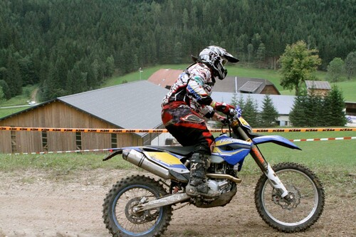 Motorrad Bild: EnduroMasters Pramlehen 2012