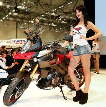Motorrad Bild: Intermot 2012 Neuheiten