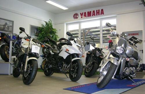 Motorrad Wehres