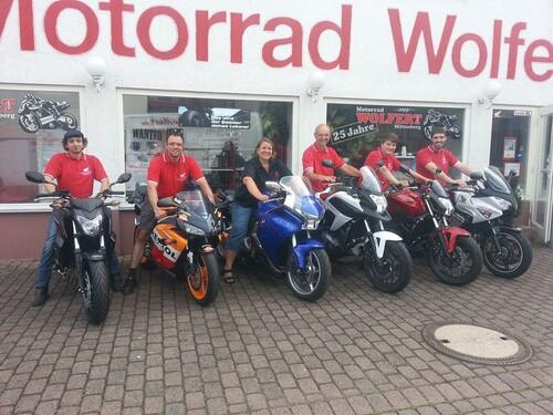 Motorrad-Wolfert GmbH