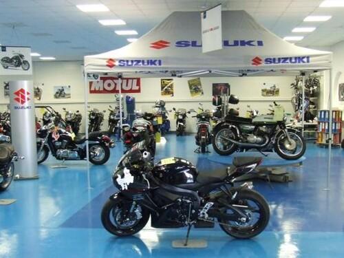 Suhrau's Motorshop