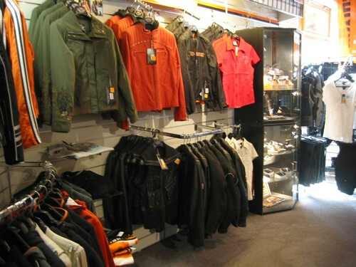 Motorclothes for women
