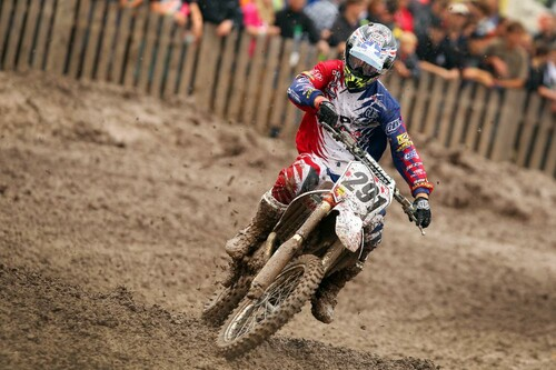 Motorrad Bild: KMP-Racing MX-MASTERS Gaildorf 2012