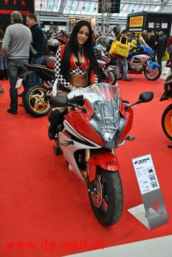 Motorrad Bild: MOTORRAD LINZ  2 0 1 2