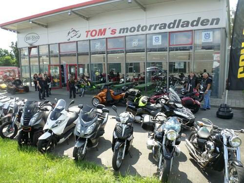 Tom's Motorradladen