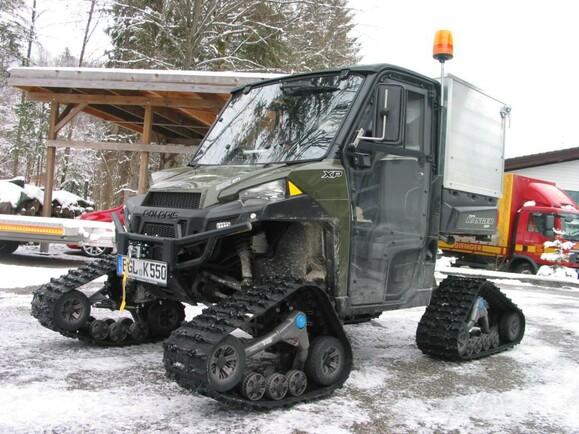 Motorrad Bild: ATV / UTV Umbauten
