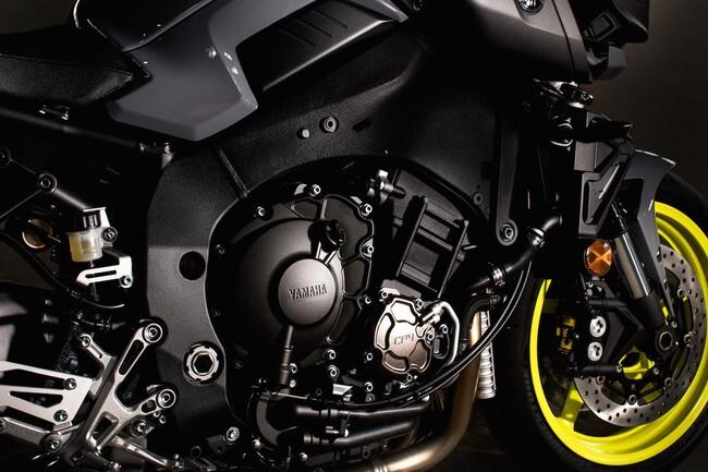 Motorrad Bild: Yamaha MT-10