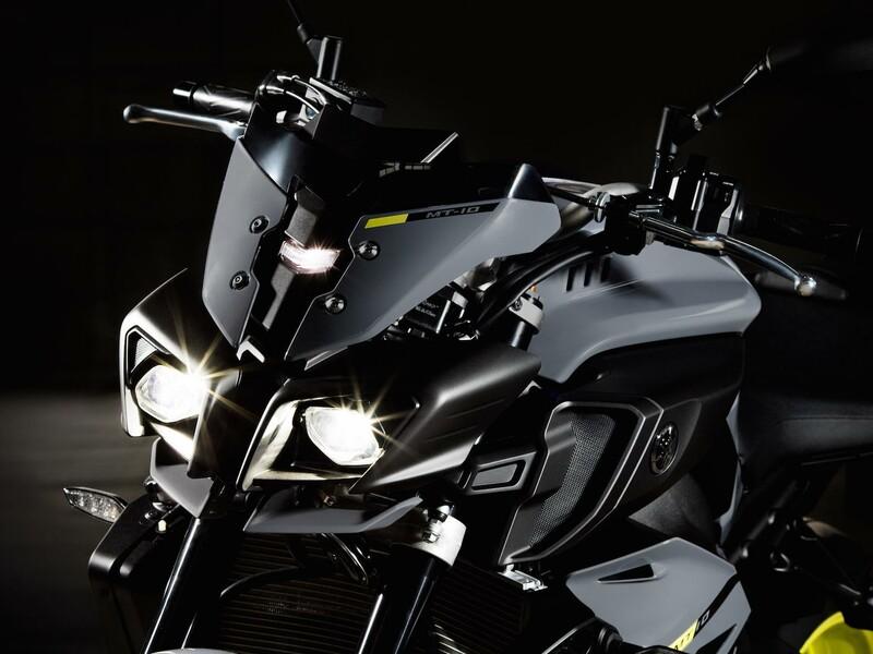 Motorrad Neuheiten 2016