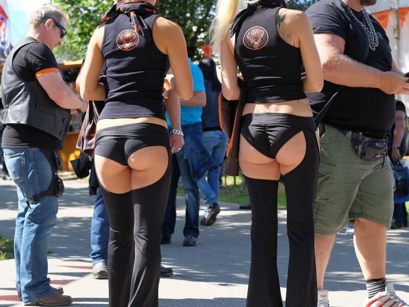 European-Bike Week am Faaker See 2015 - Bikes, Babes, Impressionen