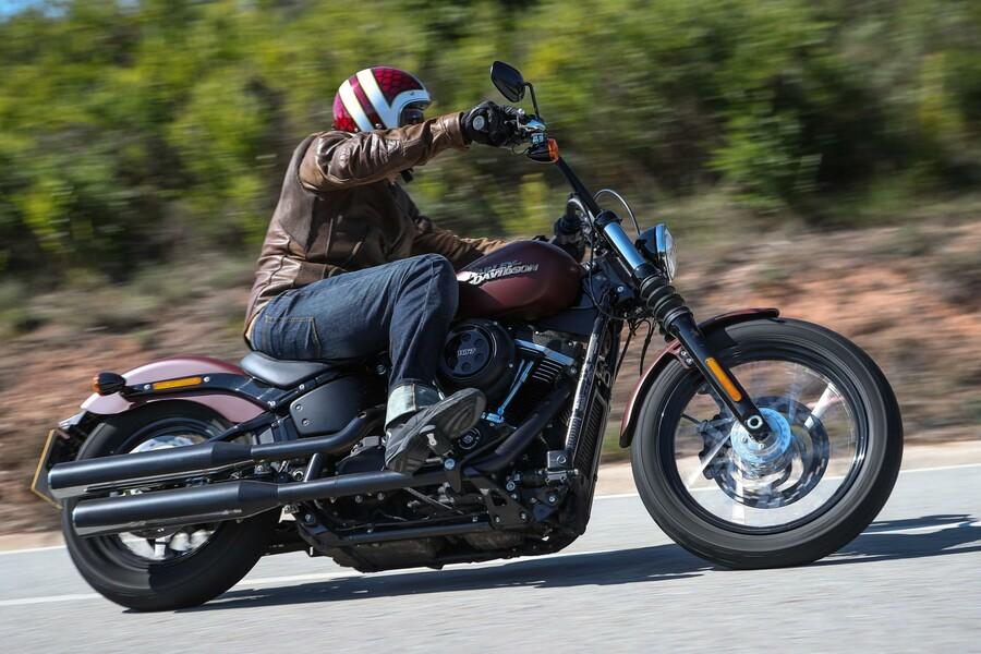 Harley davidson modelle 2018