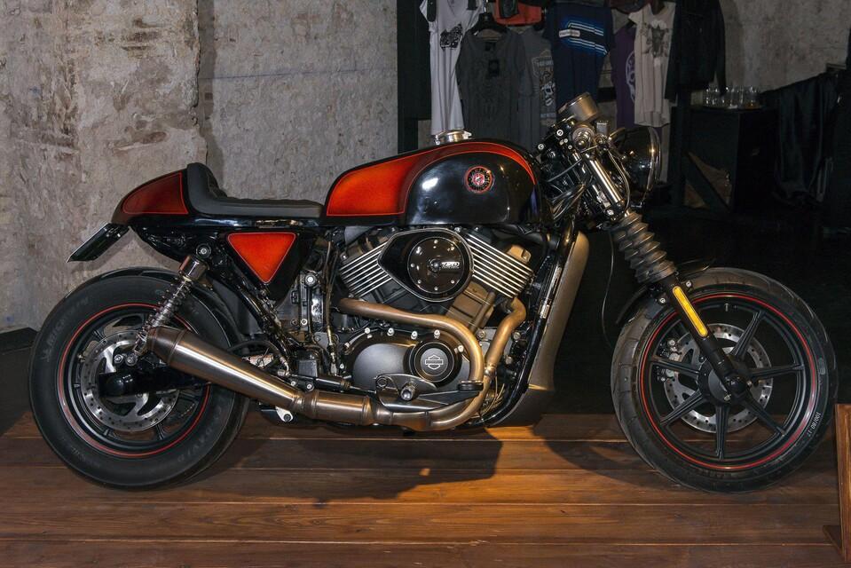 Harley Davidson Iron  Sound Original