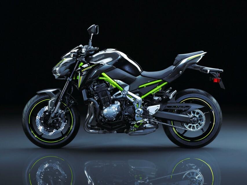 Modellnews Kawasaki Z900 2017 Infos Bilder Und Video