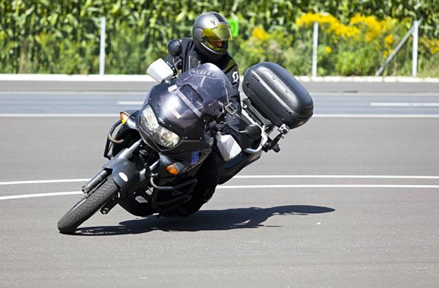 Motorrad Fahrsicherheit
