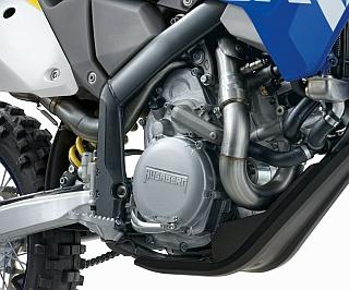 Husaberg FE Motor